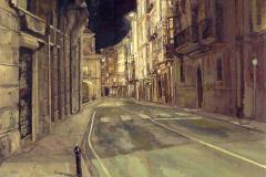 Calle-Mayor-de-noche