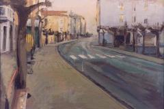 Avenida-del-Puente-de-Carlos-III-de-tarde