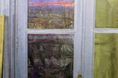 Puerta-a-galería-noche